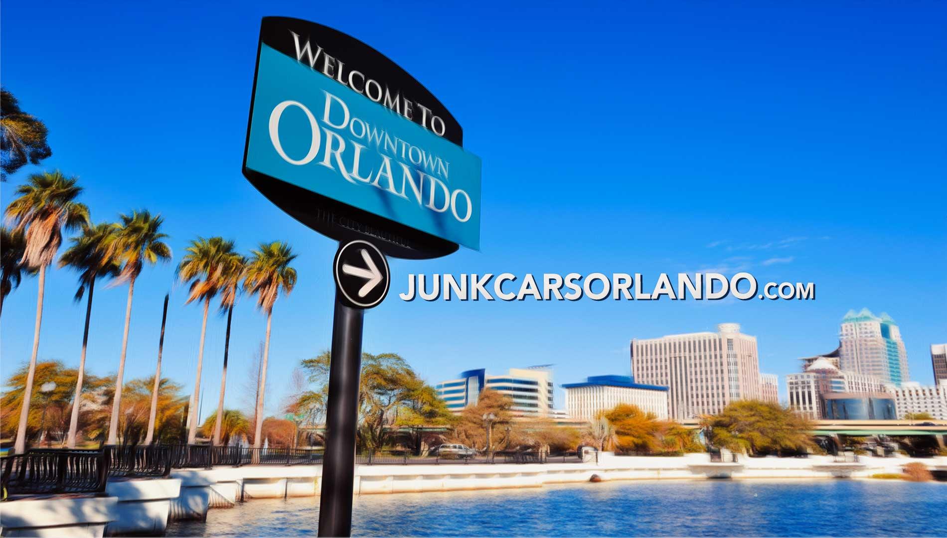 Downtown Orlando, Fl | JunkCarsOrlando.com