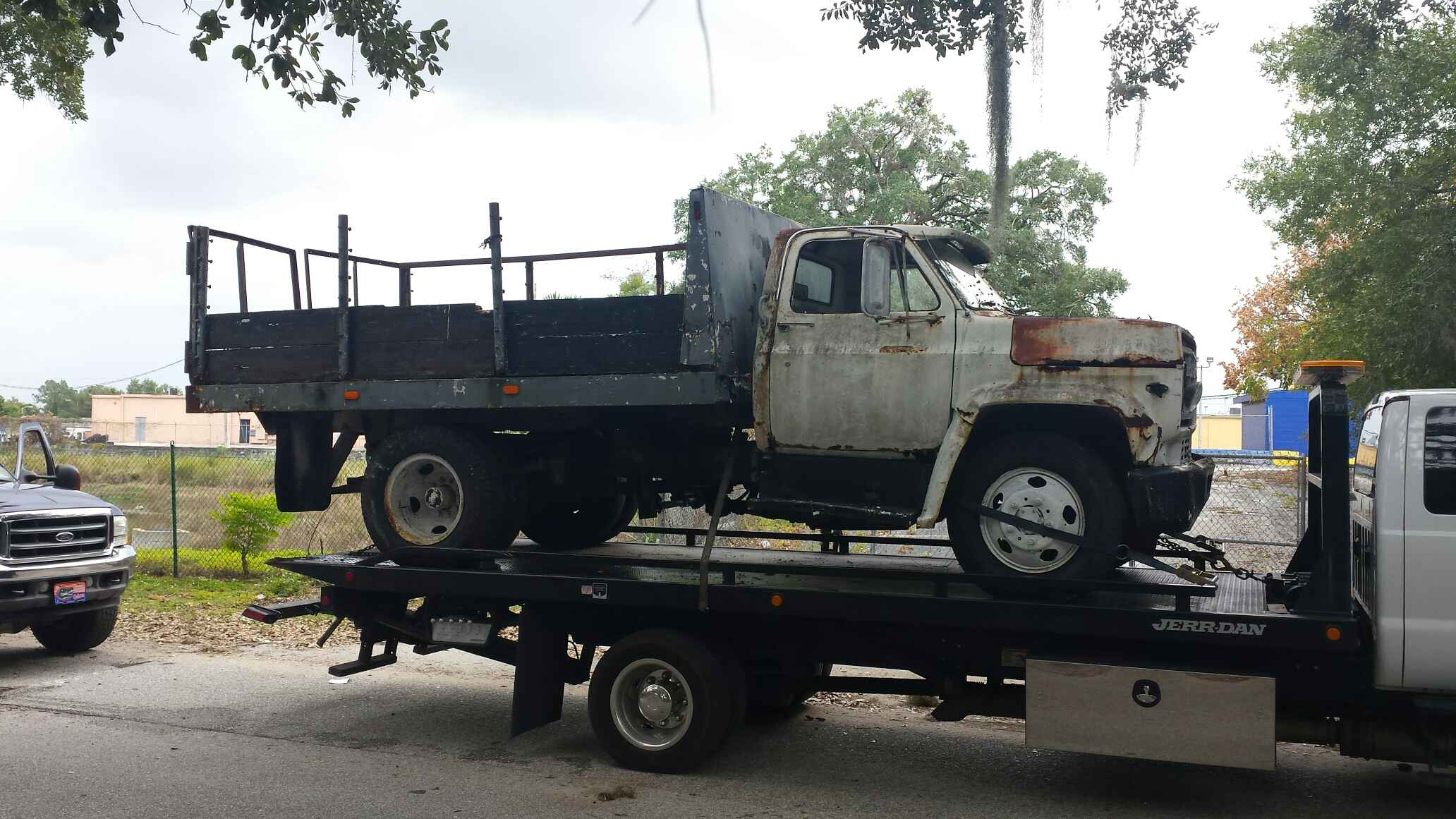 1979 GMC Dump Truck (Recently Purchased by Junk Cars Orlando, LLC)