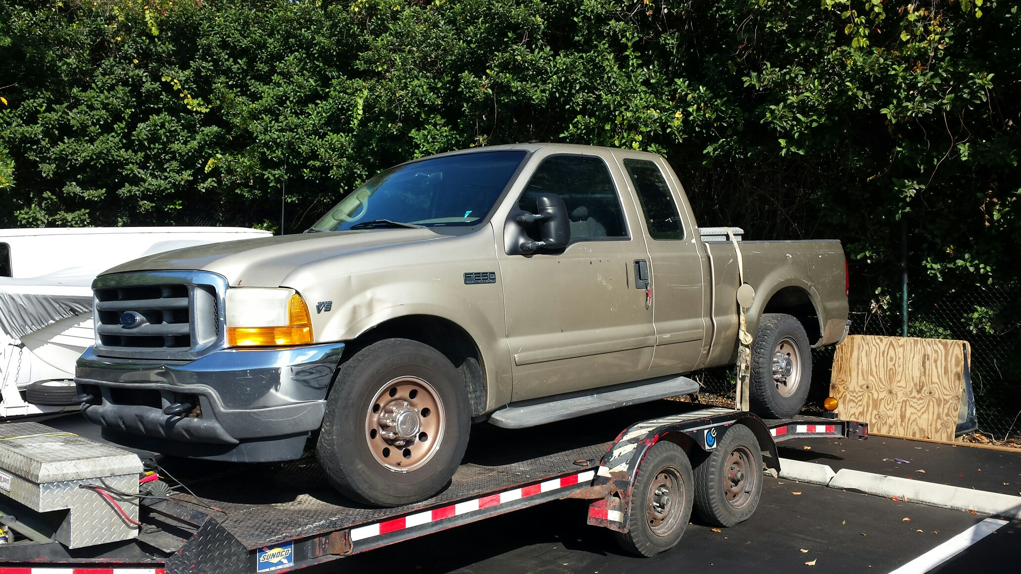 Ford F250 (Recently Purchased by Junk Cars Orlando, LLC)